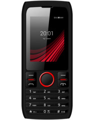 Ergo F247 Flash Dual Sim (Black)