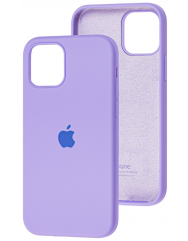 Чехол Silicone Case Iphone 12 Mini (лавандовый)