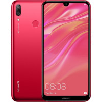 Huawei Y7 2019 3/32Gb (Coral Red) EU - Официальный