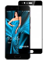 Скло Huawei P10 (5D Black) 0.33mm