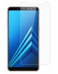 Скло Samsung Galaxy A8 (прозорий)