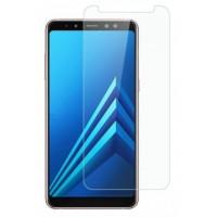 Стекло Samsung Galaxy A8 (прозрачный)