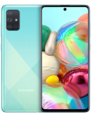 Samsung A715F Galaxy A71 6/128 (Blue) EU - Міжнародна версія