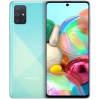 Samsung A715F Galaxy A71 6/128 (Blue) EU - Международная версия