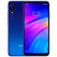Xiaomi Redmi 7 3/32GB (Blue) EU - Официальный