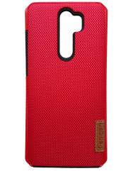 Чехол SPIGEN GRID Xiaomi Redmi Note 8 Pro (красный)