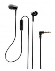 Вакуумні навушники-гарнітура Sony MDR-EX155AP (Black)