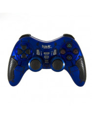 Джойстик Havit HV-G89W USB + PS2 + PS3 Wireless (Blue)
