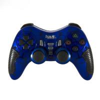 Джойстик Havit HV-G89W USB+PS2+PS3 Wireless (Blue)