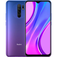 Xiaomi Redmi 9 4/64GB NFC (Purple) EU - Официальный