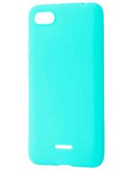 Чехол SMTT Xiaomi Redmi 6a (бирюзовый)