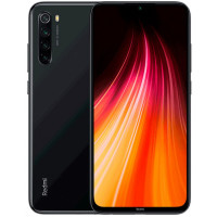 Xiaomi Redmi Note 8 4/64Gb (Black) - Азиатская версия