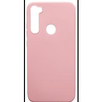Чехол Soft Touch Xiaomi Redmi Note 8 (розовый)