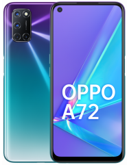 OPPO A72 4/128GB (Aurora Purple)