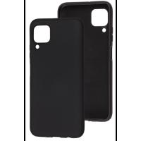 Чехол Silicone Case Lite для Huawei P40 Lite (черный)