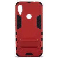 Чехол Skilet Xiaomi Redmi Note 7 (красный)