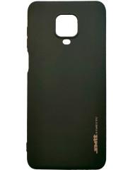 Чехол SMTT Xiaomi Redmi Note 9s/9 Pro (чёрный)