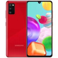 Samsung A415F Galaxy A41 4/64 (Red) EU - Официальный