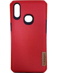 Чехол SPIGEN GRID Samsung Galaxy A20/A30 (красный)