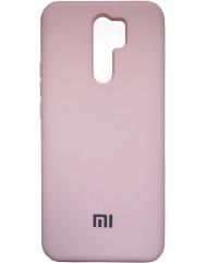 Чохол Silicone Case Xiaomi Redmi 9 (бежевий)