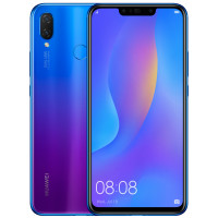 Huawei P Smart+ 2018 4/64Gb Iris Purple - Официальный