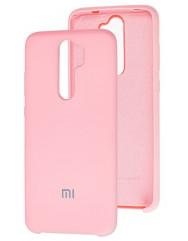 Чехол Silky Xiaomi Redmi Note 8 Pro (розовый)