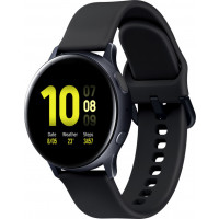 Смарт-часы Samsung SM-R820 Galaxy Watch Active 2 44mm Aluminium (Aqua Black)
