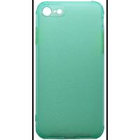 Чехол усиленный матовый iPhone 7/8 (зеленый)