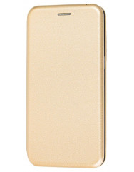 Книга Premium Samsung Galaxy A40 (золото)