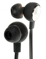 Вакуумні навушники-гарнітура Bass-530 (Silver)