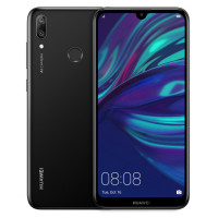 Huawei Y7 2019 3/32Gb (Midnight Black) EU - Официальный