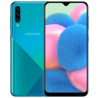 Samsung A307FN-DS Galaxy A30s 3/32 (Green) EU - Официальный
