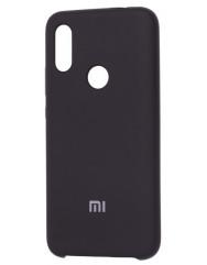 Чохол Silky Xiaomi Redmi Note 5 (чорний)