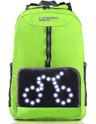 Рюкзак с подсветкой VUP NB-8233 (Green)