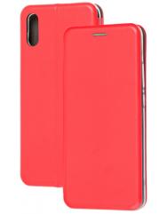 Книга Premium Xiaomi Redmi 9a (красный)