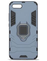 Чохол Armor + підставка iPhone 7/8 Plus (сірий)