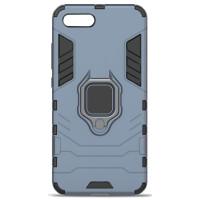 Чехол Armor + подставка iPhone 7/8 Plus (серый)