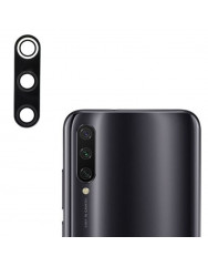 Захисне скло на камеру Xiaomi Mi A3 (Black) 0.18mm