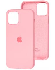 Чохол Silicone Case Iphone 12 /12 Pro (рожевий)