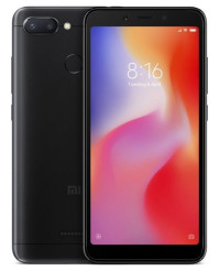 Xiaomi Redmi 6 4/64GB (Black) EU - Global Version