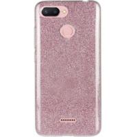 Чехол Shine Xiaomi Redmi 6 (розовый)