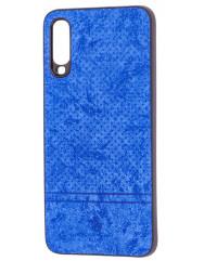 Чохол Velvet Samsung A70 (синій)