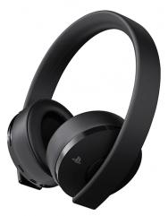 Накладні навушники Sony PS4 Gold Ed. Headset 7.1 (Black)