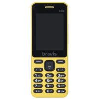 Bravis C246 Fruit Dual Sim (Yellow)