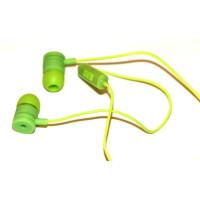 Вакуумные наушники-гарнитура Fan Hong FH-001 (Green)