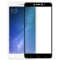 Стекло Xiaomi Mi Max 2 (5D Black) 0.33mm