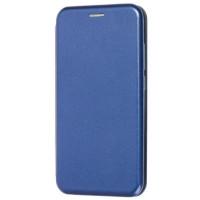 Книга Premium Xiaomi Redmi Note 8 (синий)