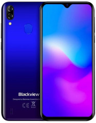 Blackview A60 Pro 3/16GB (Blue) EU - Официальный