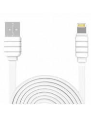 Кабель Konfulon S32C Iphone 2.1A (білий) 2m