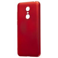 Силиконовый чехол Molan Cano Xiaomi Redmi 5 Plus (бордовый)